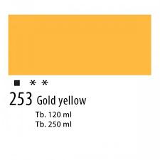 Amsterdam Acrylverf 120ml 253 Goud-geel