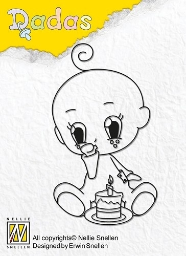 DADA Boy Happy Birthday DADA003