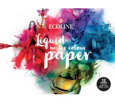 Ecoline Liquid water colour paper 24 x 32cm