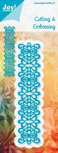 Joy! Noor! C & E stencil - rand 6002/0314
