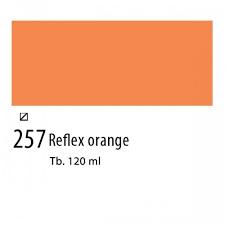 Amsterdam Acrylverf 120ml 257 Fluo Oranje