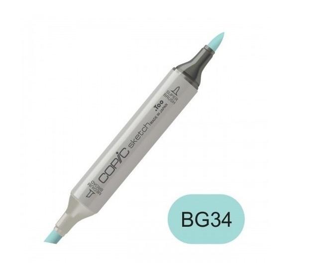 Copic Sketch marker BG34
