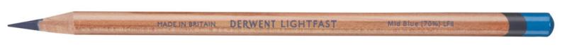 Derwent Lightfast Mid Blue 70%