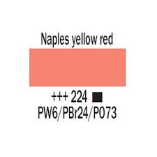 Amsterdam Acrylverf 120ml 224 Napelsgeel-rood