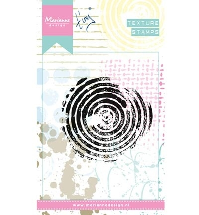 MD Clearstamp Circles  MM1606
