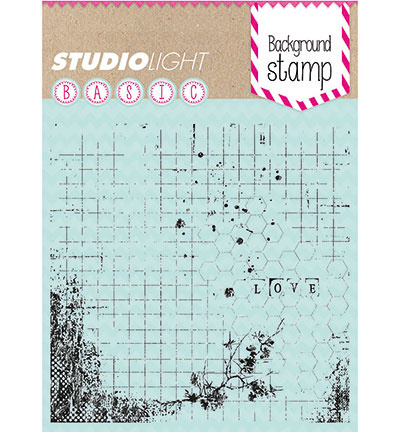 SL Background Stamp Basics nr.184