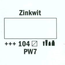 Amsterdam Acrylverf 120ml 104 zinkwit