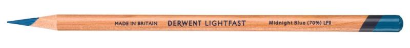 Derwent Lightfast Midnight Blue 70%