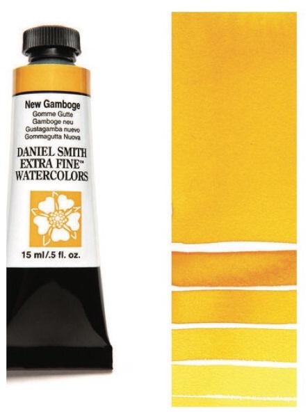 Daniel Smith Watercolour New Gamboge  5ml