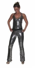 Glitter catsuit