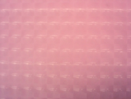 Licht roze hologram stretch lak met rek naar 4 kanten