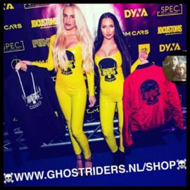 In het geel voor Ghostriders
