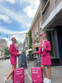Stewardes kostuums