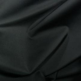 Zwart mat stretch lak met rek naar 4 kanten