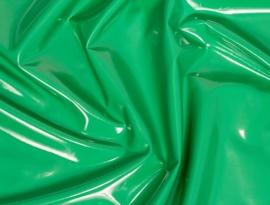 Groen stretch lak met rek naar 4 kanten