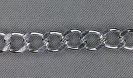 Stoere metalen ketting