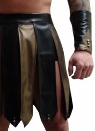 Gladiator rok leer voor heren