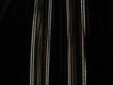 Zwart stretch lak met rek naar 4 kanten