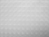 Wit stretchlak hologram met rek naar 4 kanten