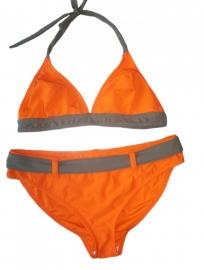 Oranje bikini