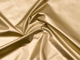 Goud stretch lak met rek naar 4 kanten