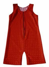 Bodysuit lak voor heren