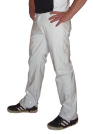 Wit stretch lak met rek naar 4 kanten