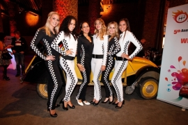 Racer catsuits