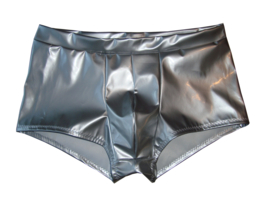 Zilver stretch lak met rek naar 4 kanten