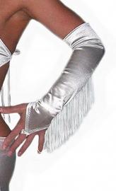 Handschoenen met franje