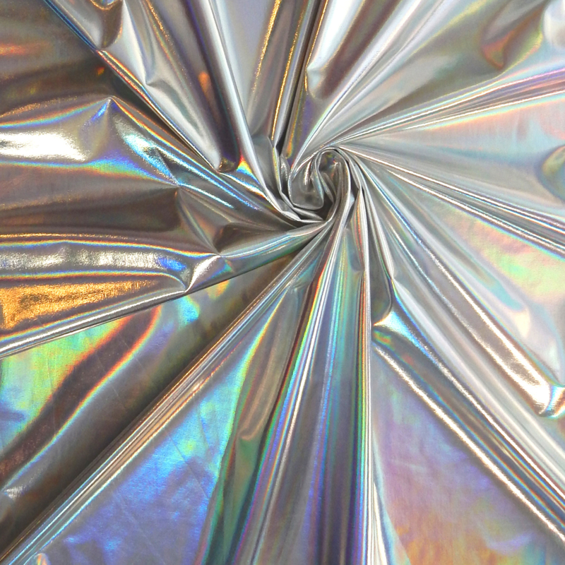 Reflective zilver met rek naar 4 kanten