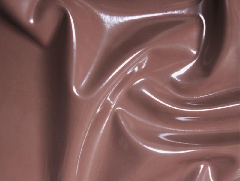 Chocolate stretch lak met rek naar 4 kanten