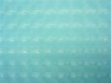Lichtblauw stretchlak hologram met rek naar 4 kanten