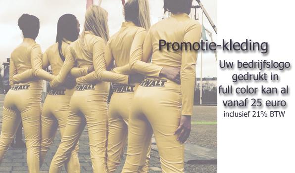 promotie kleding met uw eigen logo