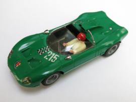 Alfa Romeo groen nr. 215