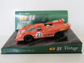 SCX, Porsche 917 (Limited Edition) (nieuw)