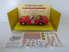 Scalextric Vintage, Mercedes 250SL Sport (limited Edition)