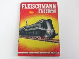 Catalogus 1981/82 (DE)