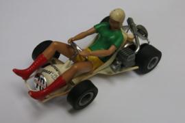 3270 Go-Cart vrouw met witte helm nr. 70