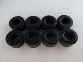 Repro banden (zwart)