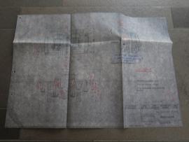 "3230 Ferrari ""Niki Lauda"" motorblokje (origineel 07-09-1977)"