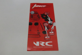 Ninco folder NRC racing components 2002 (2)