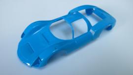 Porsche Carrera 6 kap blauw (zie tekst)