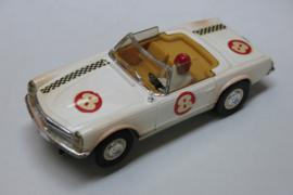 3261 Mercedes 280SL wit nr. 8 (gestempeld)