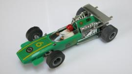 Cooper Maserati groen nr. 6 (nieuwstaat, gestempeld)