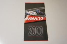 Ninco folder 2000