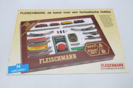 Folder Fleischmann treinen N Piccolo (NL)
