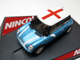 "Ninco, Mini Cooper ""England"" Flag Series (Limited Edition)"