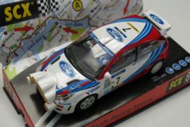 """SCX, Ford Focus WRC """"MonteCarlo 99"""""""