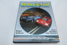 """Scalextric boek, Cars and equipment """"Fully revised new edition"""""""